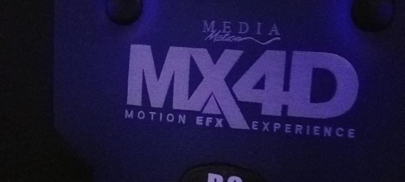 MX4D or 4DX – Comparison and Review