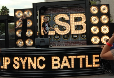 Lip Sync Battle Activation