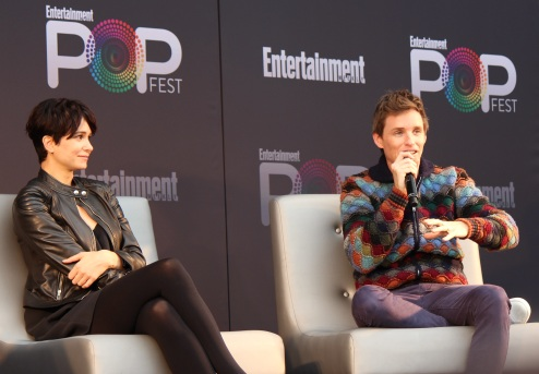 Fantastic Beasts and Where to Find Them Panel