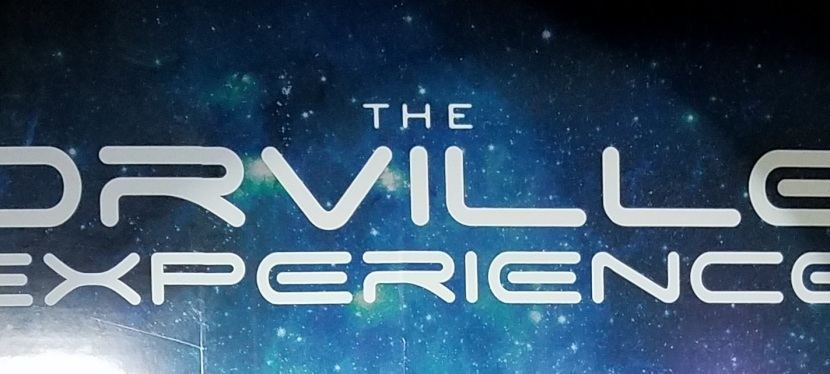 The Orville Experience at San Diego Comic-Con 2019