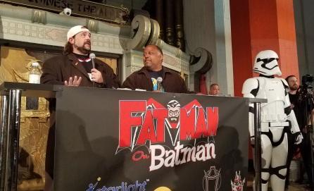 Kevin Smith & Marc Bernardin