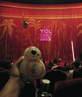 My BB-8 drink cup and straw