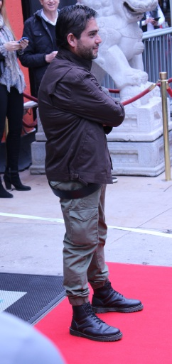 Gilberto Picasso in Cassian Andor costume