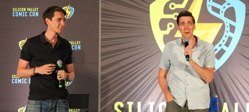 James and Oliver Phelps Panel at Silicon Valley Comic Con